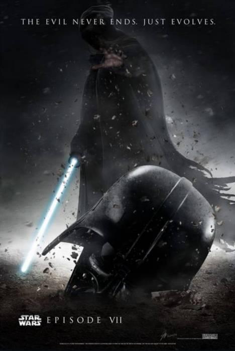 """Звёздные войны """" Пробуждение силы"""""""