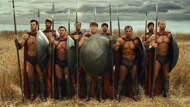 Фильм знакомство со спартанцами онлайн
