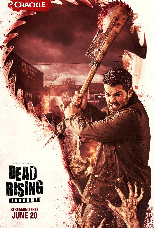 Восставшие мертвецы конец игры dead rising endgame